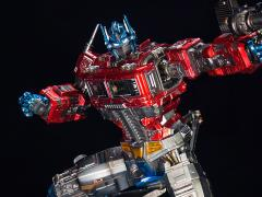 Transformers Generation 1 Optimus Prime Limited Edition Statue