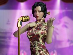 Shanghai Singer (Red) 1/6 Scale Accessory Set