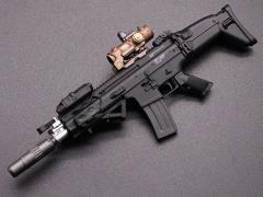 MK16 Rifle (C) 1/6 Scale Weapon Set