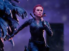 Avengers: Endgame Battle Diorama Series Black Widow 1/10 Art Scale Limited Edition Statue
