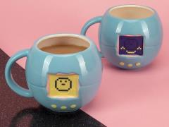 Tamagotchi Heat Change Shaped Mug