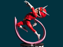Capcom All-Stars Viewtiful Joe Statue