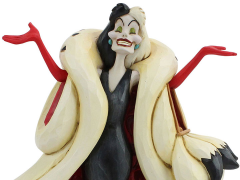 101 Dalmations Disney Traditions Cruella DeVil (Jim Shore)