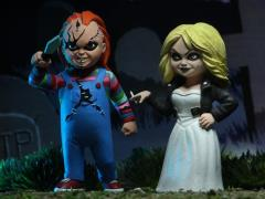 Bride of Chucky Toony Terrors Chucky & Tiffany Two-Pack