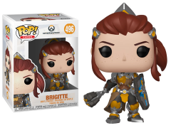 Pop! Games: Overwatch - Brigitte