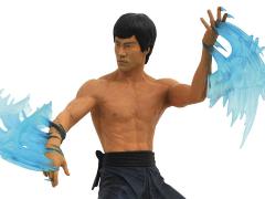 Bruce Lee Gallery Water Figure