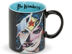 "DC Comics Wonder Woman ""Be Wonderful"" Mug"