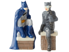DC Comics Batman & Catwoman Salt and Pepper Shaker Set