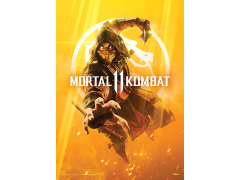 Mortal Kombat XI (Get Over Here) MightyPrint Wall Art