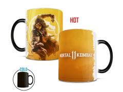 Mortal Kombat XI (Get Over Here) Morphing Mug