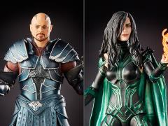 Marvel Comics 80th Anniversary Marvel Legends Skurge & Hela Two-Pack