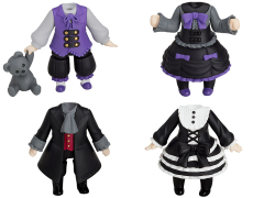 Nendoroid More Dress Up Box of 4 Gothic Fashion Sets