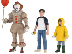 "It 3.75"" Action Figure Three-Pack 1"