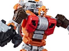 Transformers Power of the Primes Deluxe Class Wreck-Gar Exclusive