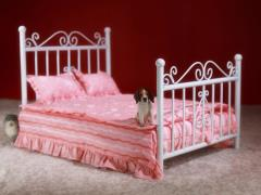 Bedding (Pink) 1/6 Scale Set