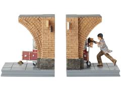 Harry Potter Platform 9¾ Bookends