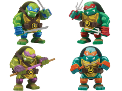 Rise of The TMNT Shadow Ninjas Set of 4 Figures