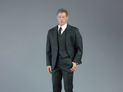 Strong Body Suit (Striped) 1/6 Scale Accessory Set