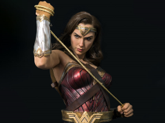 Justice League Wonder Woman Limited Edition Bust