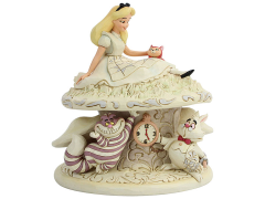 Alice in Wonderland Disney Traditions White Woodland Alice (Jim Shore)