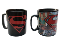 DC Comics Superman Clue Morphing Mug