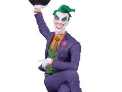 DC Comics Batman Rogues The Joker Limited Edition Multi-Part Statue Diorama