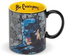 "DC Comics Batman ""Be Courageous"" Mug"