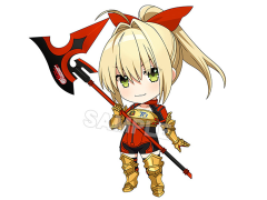 Fate/ Nendoroid No.1179 Nero Claudius (Racing Ver.)