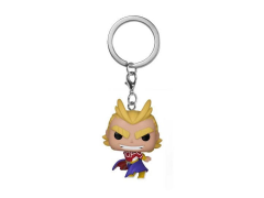 Pocket Pop! Keychain: My Hero Academia - All Might (Silver Age)