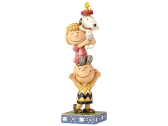 "Peanuts ""You Lift Me Up"" Figure (Jim Shore)"
