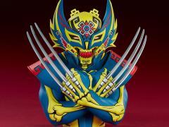 Marvel Urban Aztec Wolverine Designer Bust