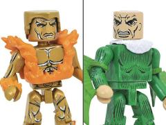 Marvel Minimates Vulture & Molten Man Two-Pack