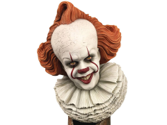 IT Chapter Two Legends in 3D Pennywise 1/2 Scale Limited Edition Bust