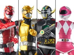 Power Rangers Lightning Collection Wave 2 Set of 4 Figures