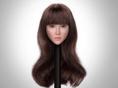 1/6 Scale Female Head Sculpt (Bob Hairstyle)