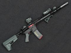 Doom's Day Kit 1/6 Scale Weapon Set C (Busaw)