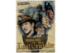Indiana Jones Eternal Thrills Limited Edition Giclee