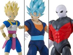 Dragon Ball Super Dragon Stars Wave G Set of 3 Figures with Kale Components