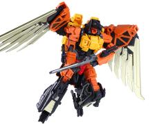 Reformatted Feral Rex R-02 Talon Aerial Assaulter