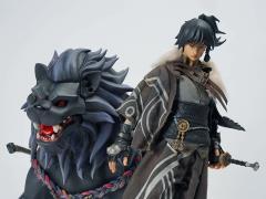 Inu & Saru Kengo (Youth Edition) & Shishimaru 1/6 Scale Two-Pack