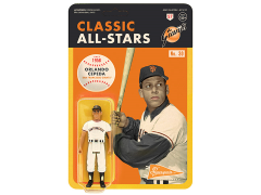 MLB Classic All-Stars ReAction Orlando Cepeda (San Francisco Giants) Figure