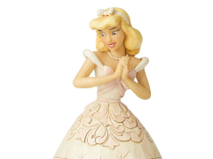Cinderella Disney Traditions White Woodland Cinderella (Jim Shore)