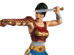 DC Wonder Woman Mythologies Figurine Collection #6 Divine Armor