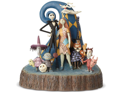 The Nightmare Before Christmas Disney Traditions Carved By Heart (Jim Shore)