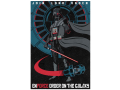 Star Wars Dark Galaxy Limited Edition Giclee