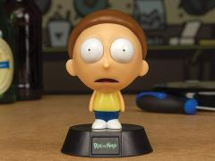 Rick and Morty Morty Icon Light