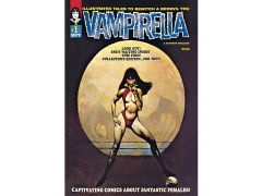 Vampirella #1 (Blue Foil) Limited Edition Replica