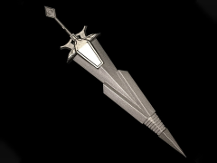 T01S Tyrant's Blade (Silver)