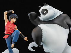 Ranma 1/2 HQS Jusenkyo's Cursed Springs Limited Edition Statue