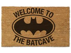 Batman Welcome to the Batcave Door Mat